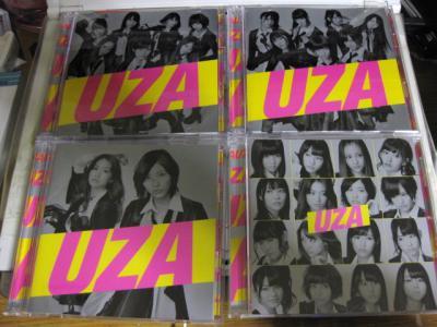 AKB48「UZA」4種
