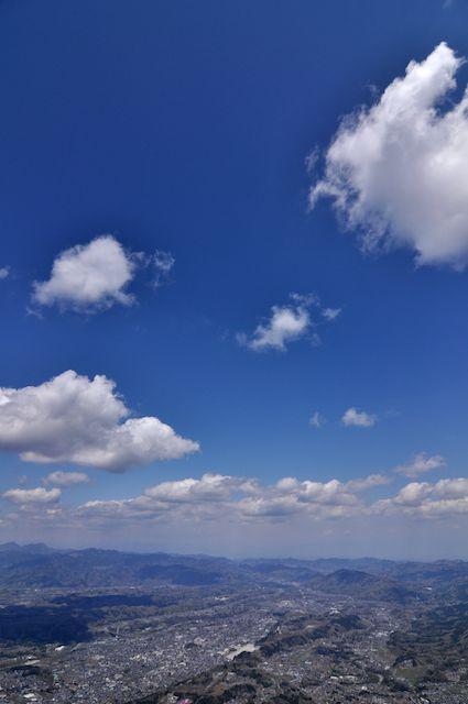 武甲山より2