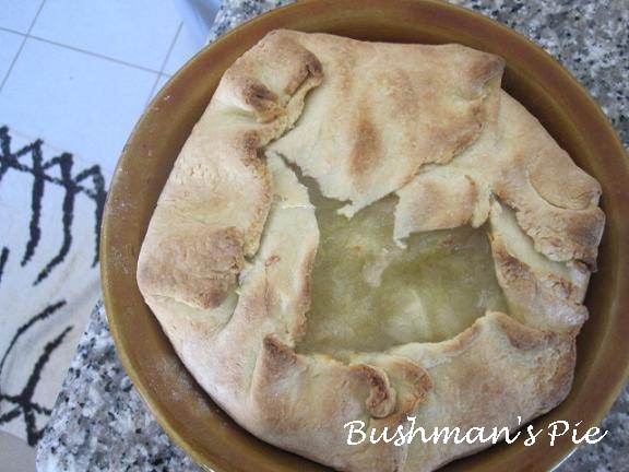 Bushman's pie