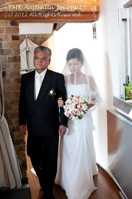 花嫁入場1