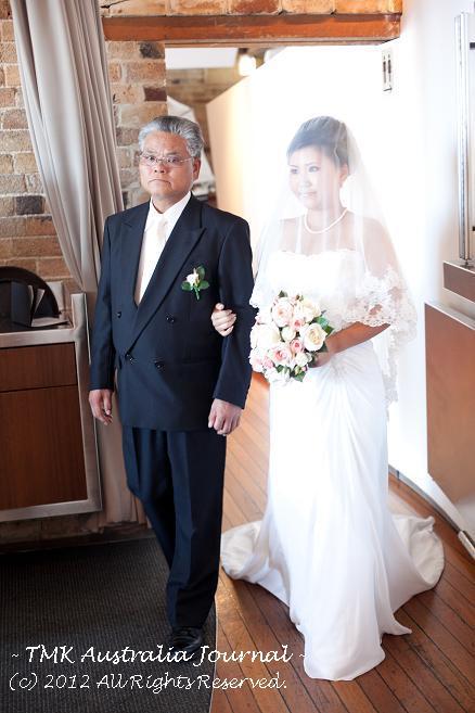 花嫁入場2