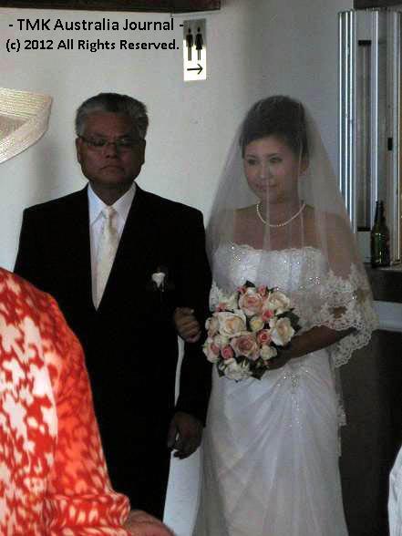 花嫁入場4
