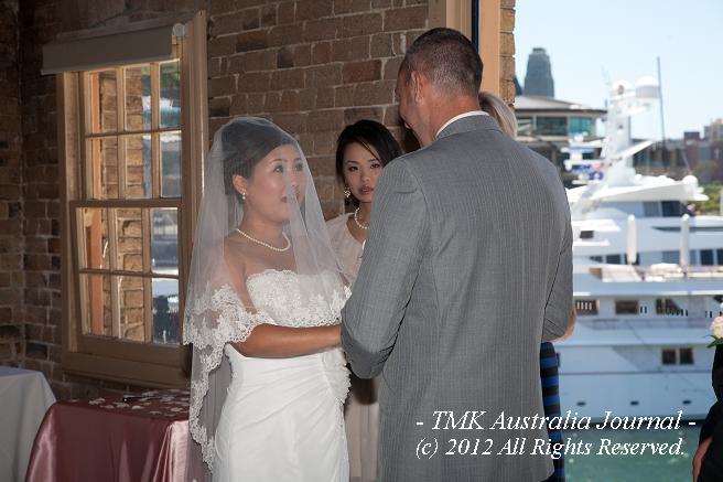 花嫁誓約中