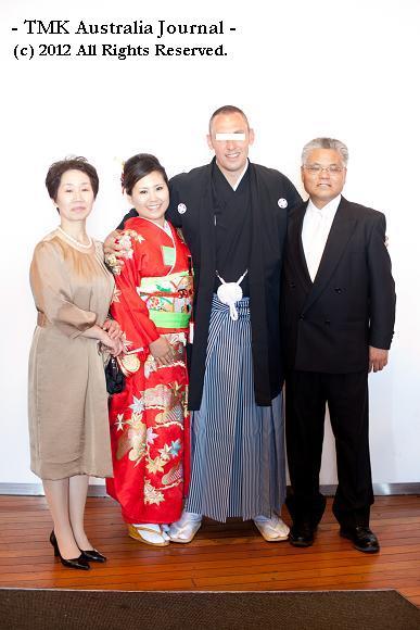 tmk両親と着物で
