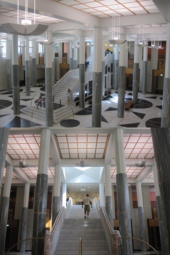 国会議事堂エントランスホール