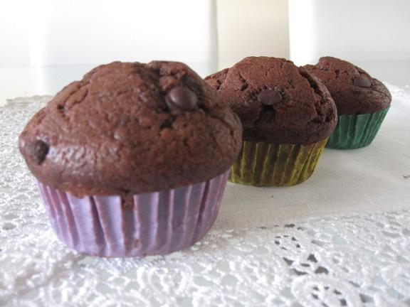 Choclolate Muffins