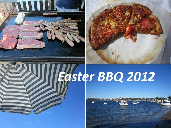 Easter BBQ 2012