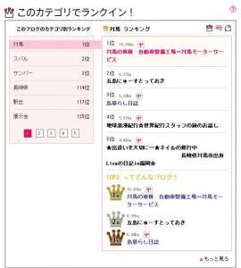 ブログラム2011.8.31
