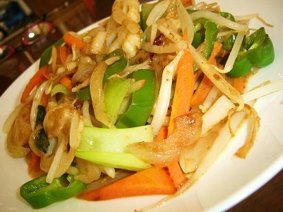 野菜炒め999