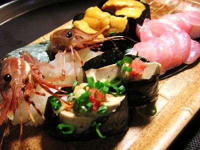 寿司ですよ