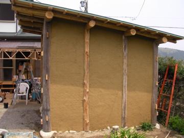 小屋作り7