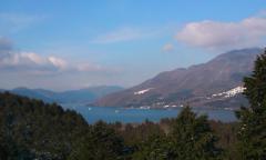 新年ツー2・芦ノ湖