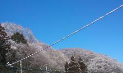 雪景色・2.18朝