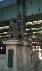 日本橋・狛犬
