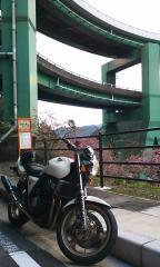 河津ループ橋・CB