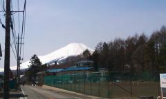 富士山・道志口