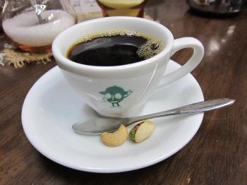 コーヒー豆屋2