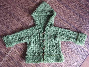 緑ジャケット1