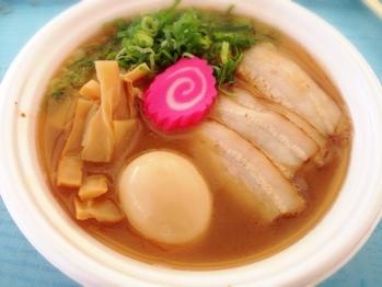 東京ラーメンショー2014販売商品大山家麺彩房ブース