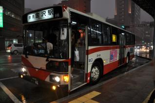 2011年8月18日 北陸鉄道バス