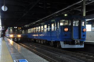 2011年8月18日 JR西日本北陸本線 金沢 475系A18編成