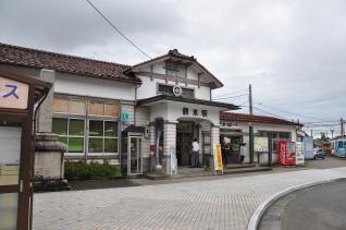 2011年8月19日 北陸鉄道石川線 鶴来