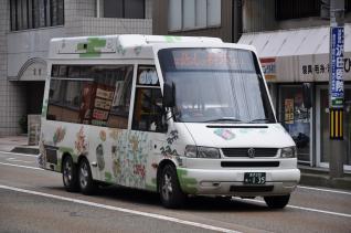 2011年8月19日 金沢ふらっとバス材木コース