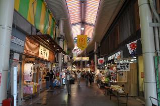 2011年8月19日 近江町市場