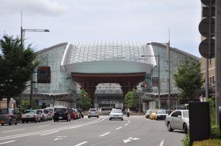 2011年8月19日 金沢駅