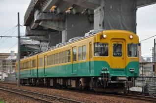 2011年8月20日 富山地方鉄道 電鉄富山~稲荷町 10030形10044-10043