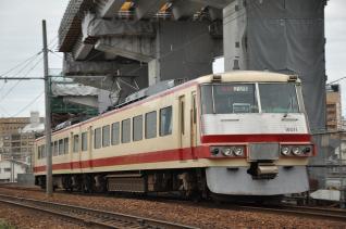 2011年8月20日 富山地方鉄道 電鉄富山~稲荷町 16010形16011-16012