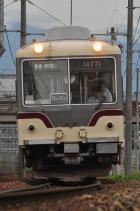 2011年8月20日 富山地方鉄道 稲荷町~電鉄富山 14760形14771-14772