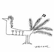 エクセルさん描く鳥