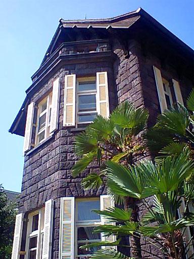 旧古河庭園の洋館