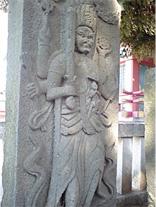 蘇羽鷹神社不動尊