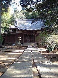 安房須神社
