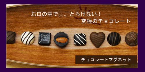 チョコレートだょ!