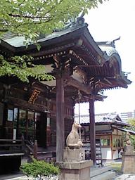 半田稲荷神宮