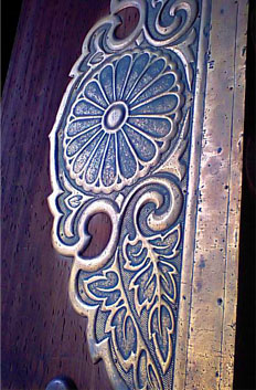 明治神宮の扉紋