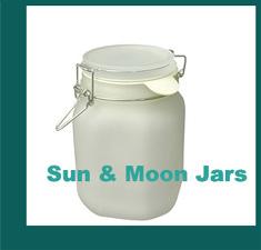 Sun & Moon Jars