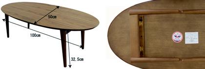テーブル寸法