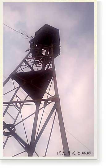 取手の半鐘塔