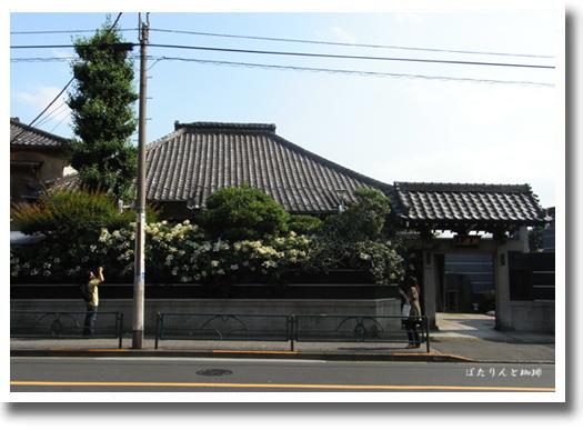 谷中永久寺