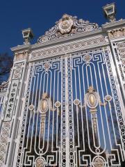 聖縄女学院正門