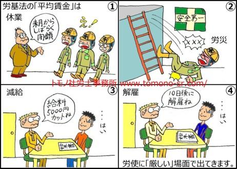 平均賃金 トモノ社労士事務所 www.tomono-sr.com/