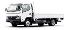 小型トラック平ボディー