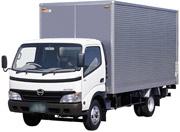 小型トラック バンボディ
