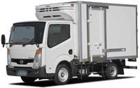 小型トラック 冷凍冷蔵車