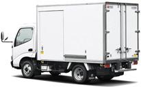 小型トラック 保冷車