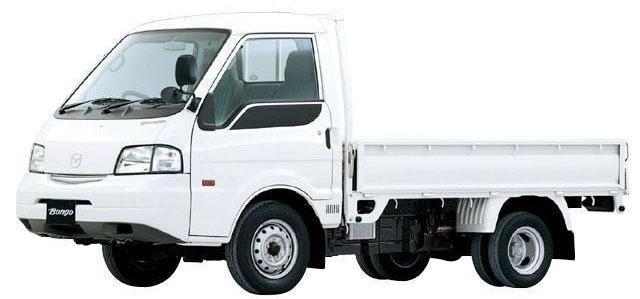 マツダボンゴトラック